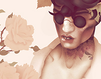satyr: personal illustration