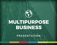 Multipurpose Business Presentation Template