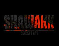 Shawakk - Creature Design