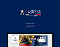 Peugeot Rally Cup Iberica | Client 2018-2019