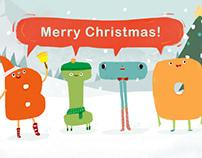 BITO says Merry Christmas