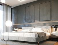 CGI - Bedroom - Brazil