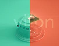 Vision - 3d