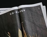 松菸口 刊物《CO-PAPER 口號》