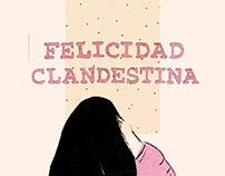 Narrativas transmedia BookTrailer Felicidad Clandestina