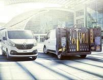 Renault Traffic Atelier