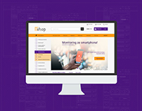 Online Shop UX - Security & Accessories