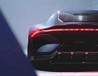 Concept | Porsche 99X