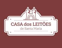 Casa dos Leitões - Brand Image