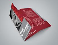 Pamphlet - Brochure