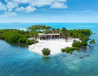 Private Island Resort | Belize