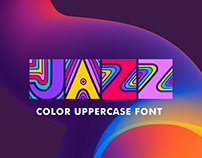JAZZ Color Font