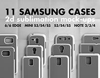 11 Samsung Cases