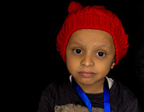 Children of Cancer portrait