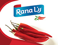 Rana Food Rebranding