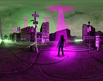Neon Extreme 360 Panoramas