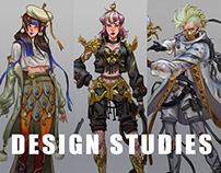 Design Studies #2