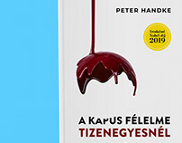 Book Cover- LIBRI Peter Handke