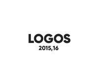 Logos 2015 : 2016