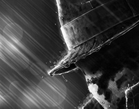 Rorschach [fan-art]