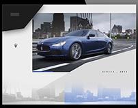 MASERATI App | Geneva Motor Show 2015