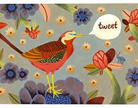 Tweeting Tweety