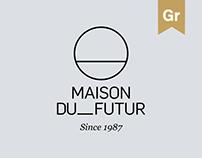 Maison Du Futur – Branding