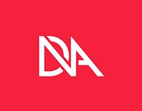 DNA Athletic Wear Logo