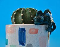 Karma Chameleon I Pottery
