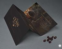 Grass Root Cafe - Logo & Brochure design