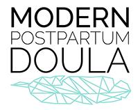 Modern Doula Logo