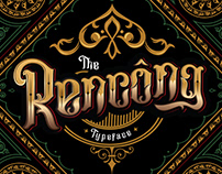 Rencong Typeface - The Cultural Decorative Font