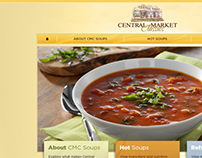 CMC Soups Website