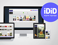 Project: iDiD - Digital Signage