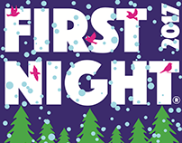 First Night Logo Contest 2017