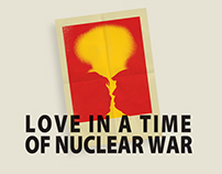 """Love in a time of nuclear war"""