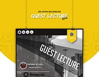 Branding Event Seminar & Lecturer