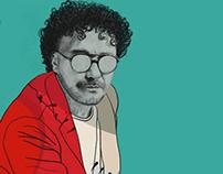 Ilustraciones Edición Especial Periódico El Colombiano