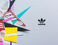 Gazelle by Adidas