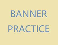 Banner 练习/Practice