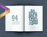 Waasland identity & magazine design