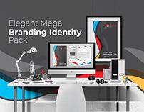 Elegant Mega Brand Identity