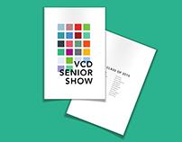 VCD Senior Book