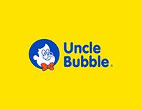 UNCLE BUBBLE / Corporate Re-branding