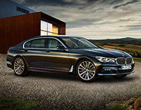 BMW 7 Series - DRIVING LUXURY