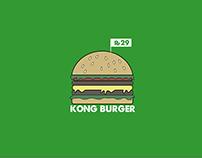 Kong Burger