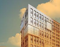 NORMANDIYA Residential complex Etalon Invest