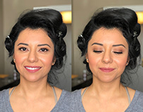 Ericka - Bridal Makeup