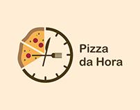 PIZZA DA HORA - (2017)
