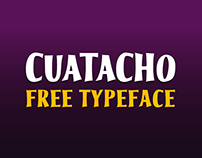 Cuatacho Typeface